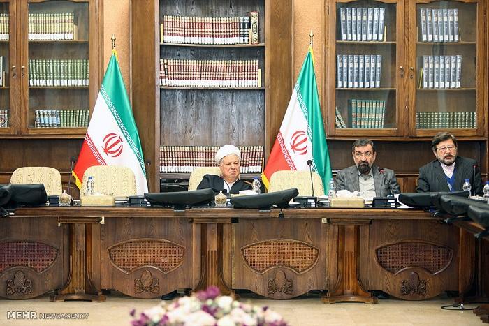 فوت هاشمی هم روحانی را به مجمع تشخیص نیاورد + تصاویر چرا حسن روحانی هاشمی را در مجمع تنها میگذاشت؟+تصاویر