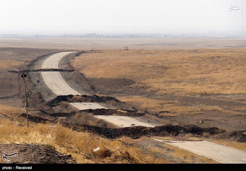 آزادسازی کامل محورهای جنوبی و شرقی موصل/تلفات آمریکایی ها در موصل/اولین شهید نجباء کیست +عکس ، نقشه و فیلم