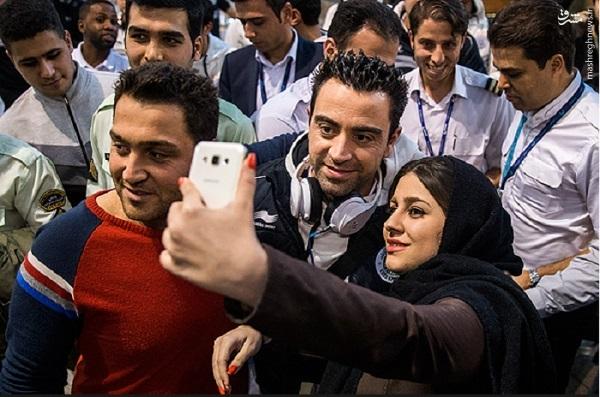 حماسه ای دیگر از ایرانیان/ برخورد های عجیب و غریب با ستاره سابق بارسلونا