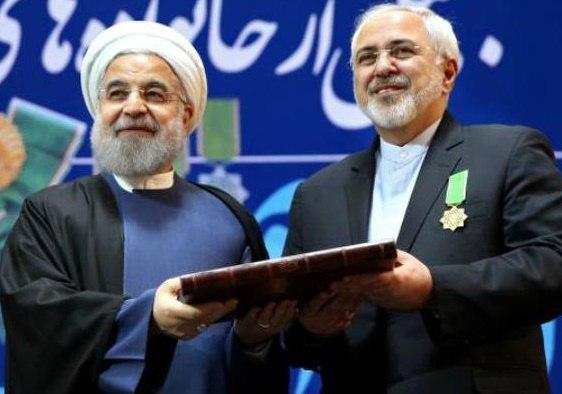 انقلابی شدن معاون رئیسجمهور در صبح 22 بهمن!/ ظریف: آمریکاییها برای «برجام» خسّت به خرج میدهند و در ماههای آینده کار دشوارتر میشود