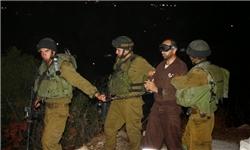 بازداشت ۱۸ فلسطینی در کرانه باختری
