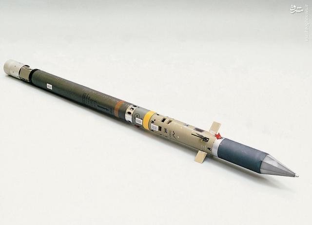خبر بد «میثاق» برای کروزها و جنگنده های دشمن/ موشک جدید دوش پرتاب ایران با «فیوز لیزری» آمد +عکس