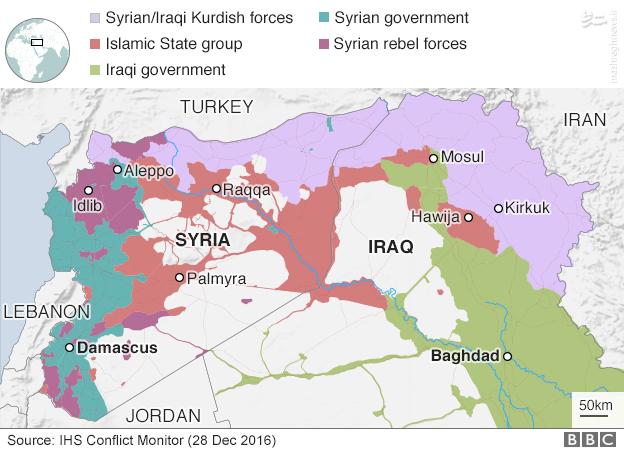 چرا اردن استراتژی خود را در سوریه تغییر داده است؟