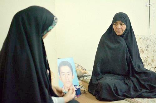 مادری که بر سر جنازه نوجوانش چشمش روشن و قدش بلند شد