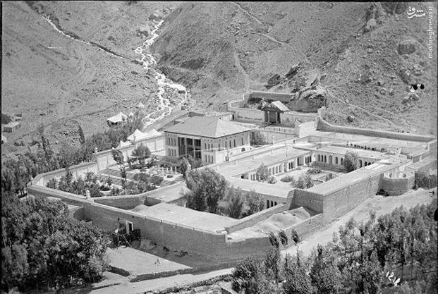 عکس/ كاخ تابستانی ناصرالدین شاه قاجار
