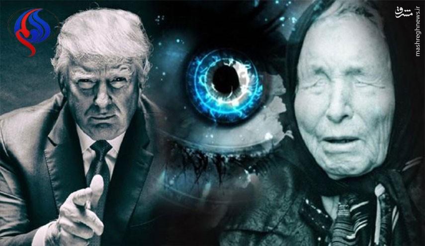 پیشگویی های بابا وانگا در مورد ایران پیشگویی بابا وانگا در مورد آینده کاخ سفید +عکس - مشرق نیوز