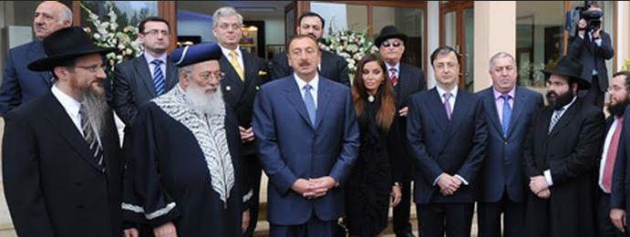 سیاست چند فرهنگ گرایی باکو چگونه دل صهیونیستها را شاد کرد +عکس