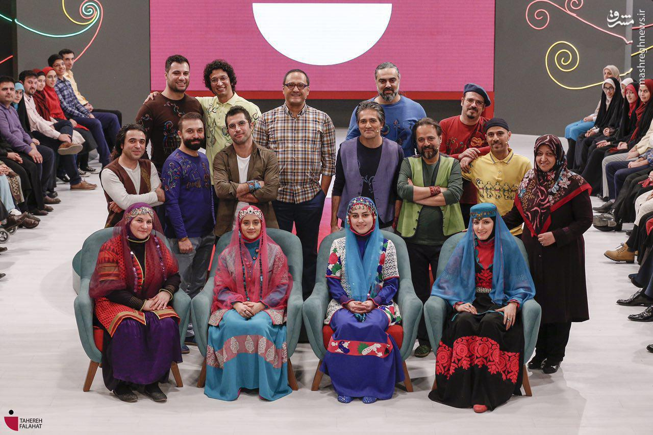 مهمان خندوانه 5 بهمن 95 | گروه رستاک