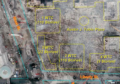 عملیات امداد و نجات پس از حوادث 11 سپتامبر چگونه بود