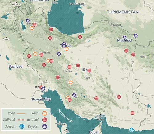 نقش ایران در ابَرپروژه «یک کمربند، یک جاده» چیست