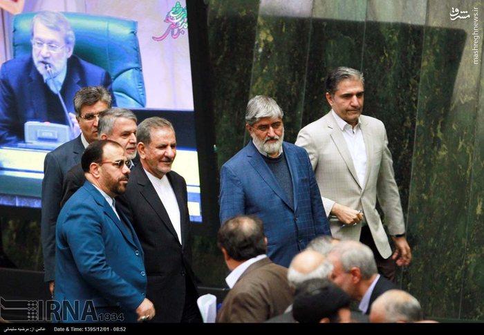«آقای آخوندی! مسکن مهر ما را چه کردی؟»/ روحانی به جلسه استیضاح وزیر راه نیامد+ پخش زنده مجلس