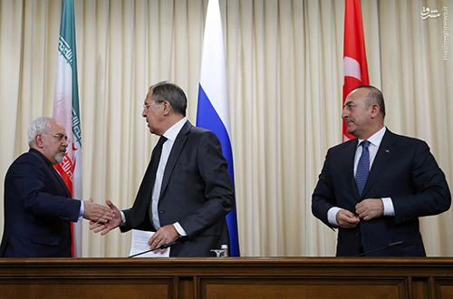 بارنویسی قواعد بازی در خاورمیانه توسط ائتلاف ایران-روسیه مقابل چشم آمریکا