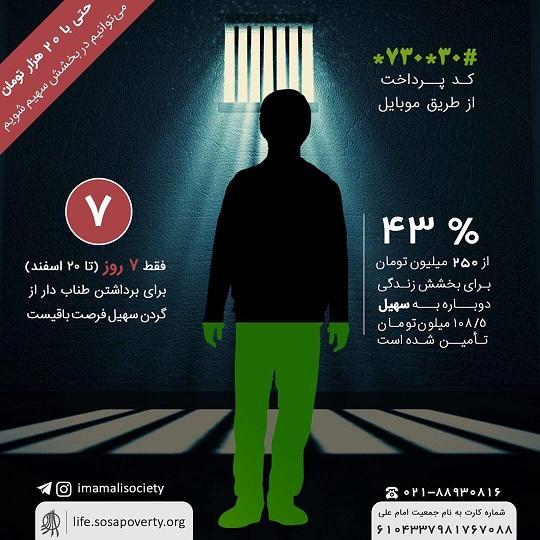 محسن چاوشی یک محکوم به اعدام را نجات داد