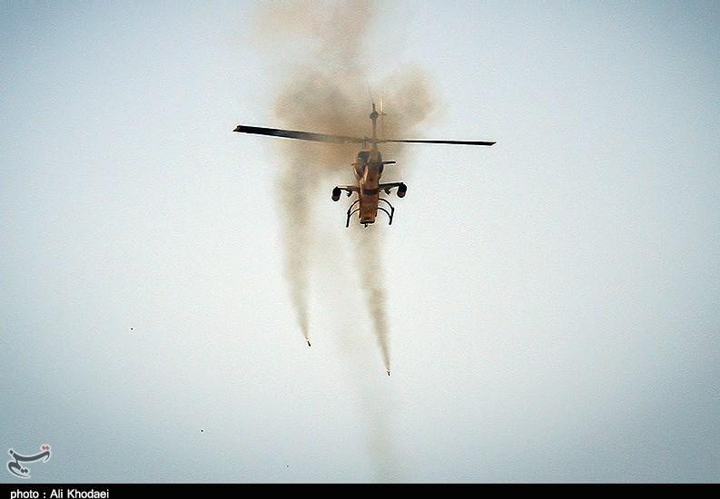 قدرتنمایی سپاه در شرق کشور/ از شلیک «فجر» جدید تا تمرین مقابله با خودروهای انتحاری +عکس