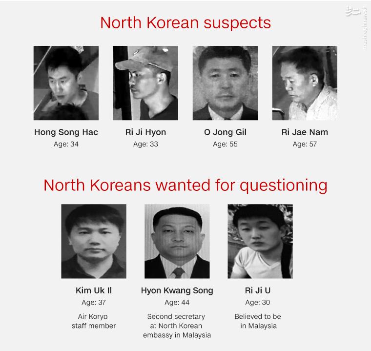 قاتل «90 دلاری» برادر ناتنی رهبر کره شمالی/ نقش آفرینی در یک «دوربین مخفی» مرگبار