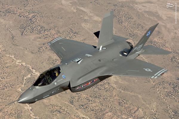 با پروژه «1 تریلیون دلاری» F-35، آمریکا امن تر نخواهد شد