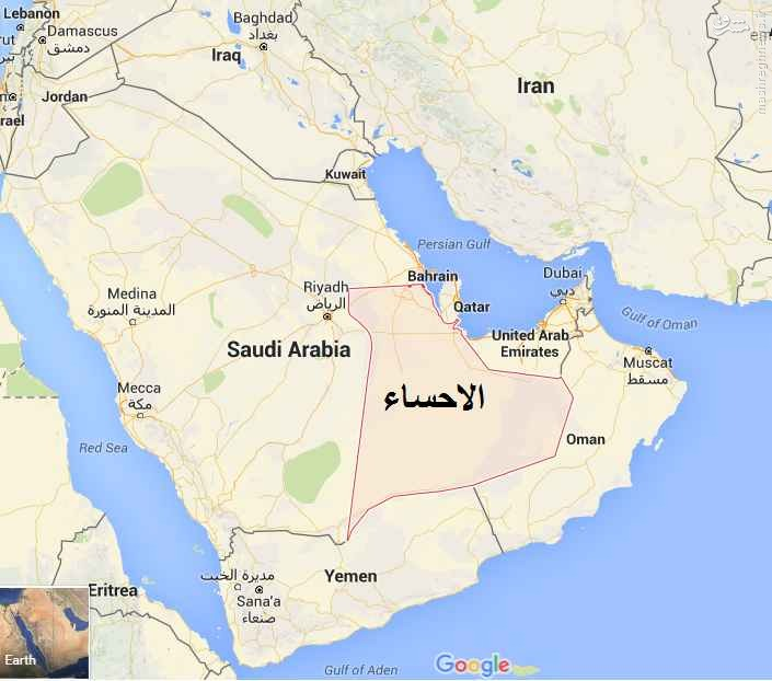حمله به مقر پلیس سعودی در الاحساء+عکس و فیلم