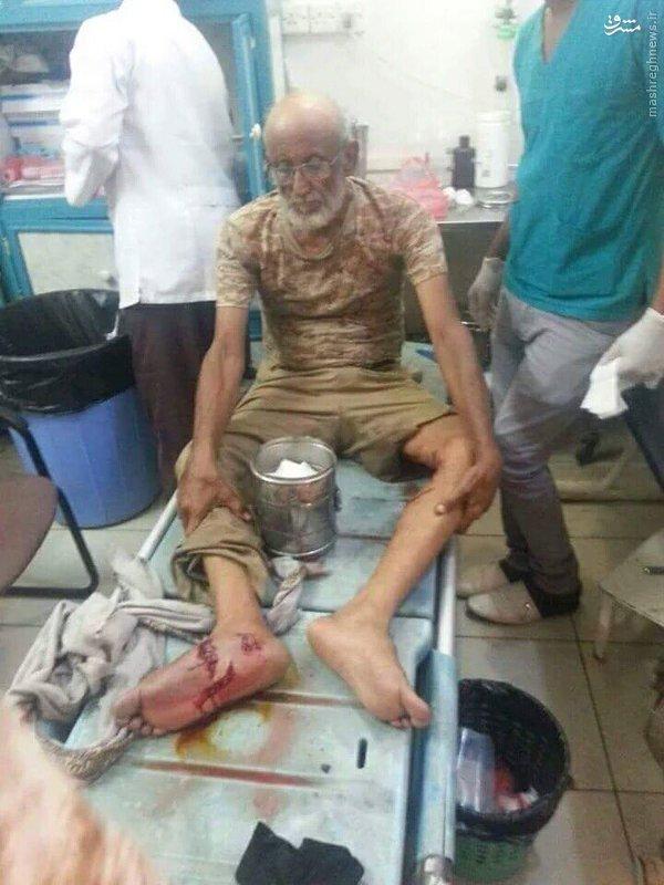 حمله انتحاری داعش در عدن یمن+عکس