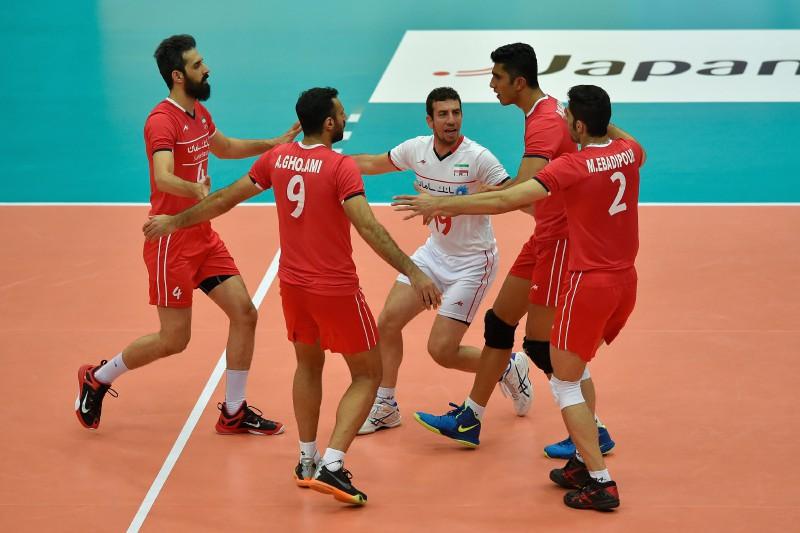 لوزانو 21 بازیکن ایران را برای لیگ جهانی انتخاب کرد