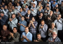 عکس/ نماز جمعه تهران