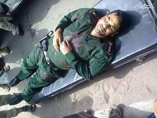 ترور فرمانده پلیس عدن یمن+عکس