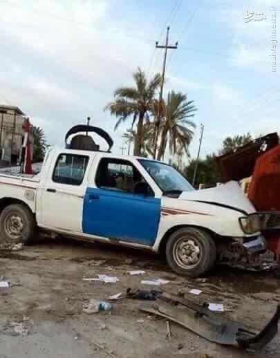 شهادت دو پلیس عراقی طوزخوماتو+عکس