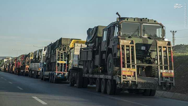 استقرار گنبد آهنین در مرز ترکیه با سوریه+عکس