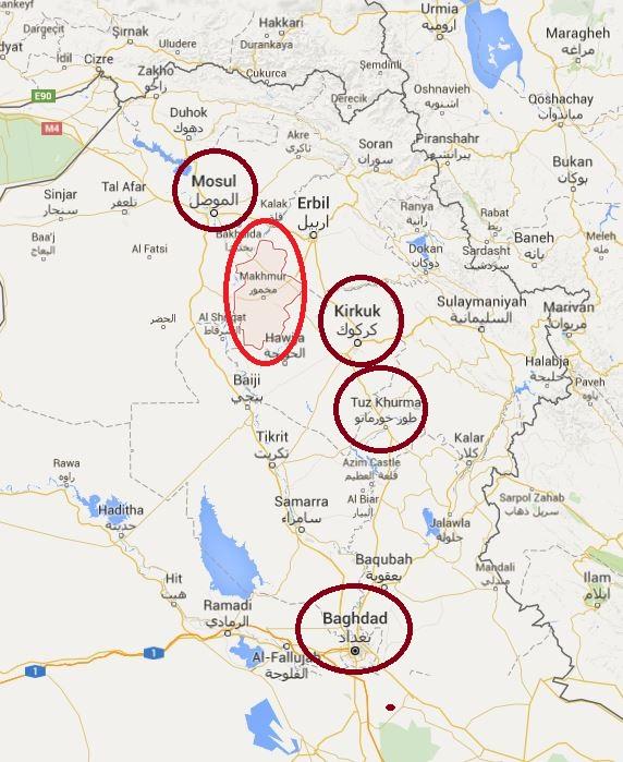 ماجرای تحصن و ورود به منطقه سبز بغداد چیست؟