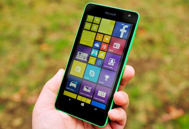 محبوبترین گوشی ویندوزفونی جهان کدام است؟ +عکس