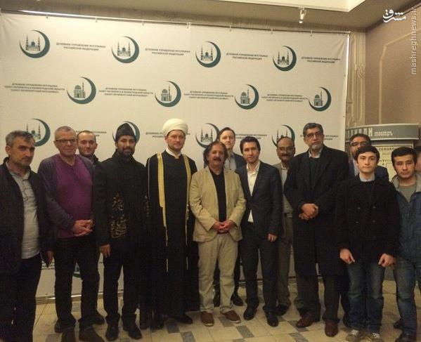 تجلیل از فیلم محمدرسول الله(ص) در روسیه +عکس