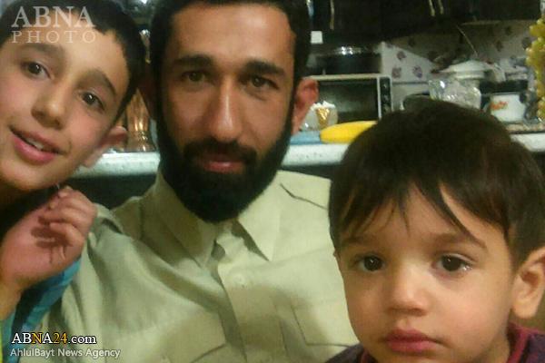 شهادت یک رزمنده ایرانی دیگر در سوریه + عکس