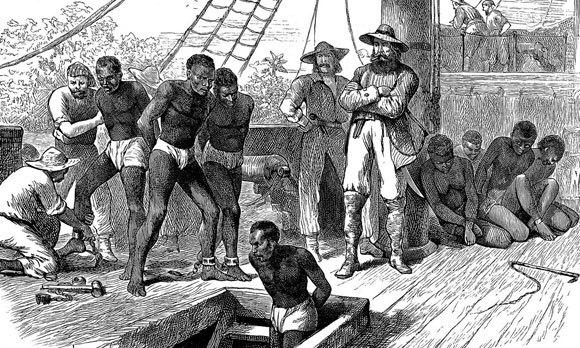 چگونه بردههای آفریقایی انگلیسیها را متمدن کردند
