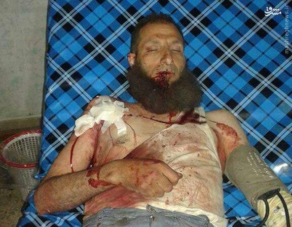 هلاکت قاضی شرعی جیش الاسلام+عکس