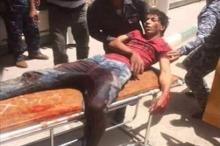 فیلم/ 33 کشته در انفجار دو خودرو بمب گذاری شده