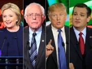 شورش کاندیداهای دموکرات و جمهوری خواه علیه آمریکا