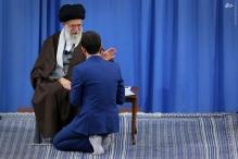 عکس/ دیدار معلمان و فرهنگیان با رهبر انقلاب