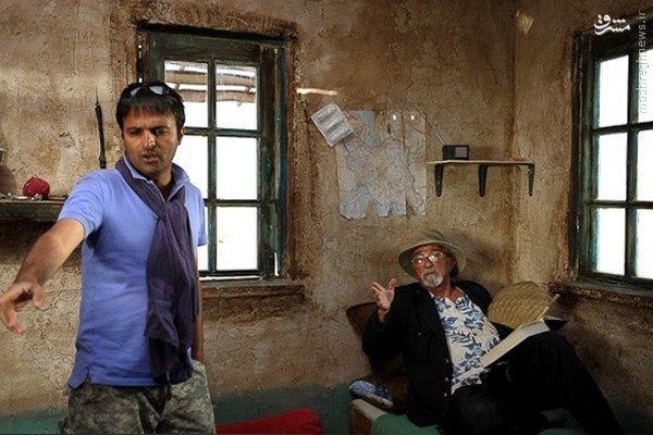 ابولفضل صفاری در سایه فیلمش را ساخت