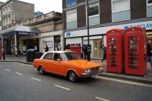 عکس/ پرسه با پیکان جوانان در لندن