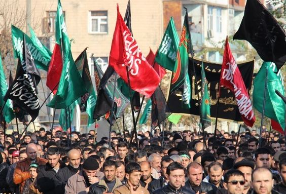 دولت باکو حوزه علمیه امام زمان (عج) نارداران را تخریب کرد