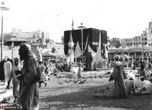 قدیمیترین عکسها از مکه مکرمه