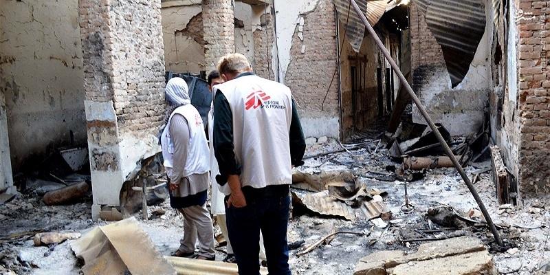 16 توبیخ نظامی در برابر 42 جسد سوخته +عکس