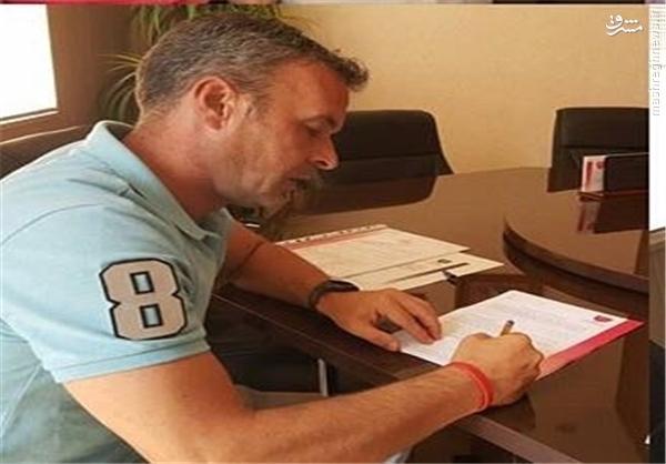 قرارداد دستیاران برانکو تمدید شد+ عکس