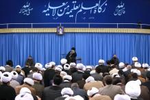 عکس/ مراسم عزاداری امام کاظم(ع) در بیت رهبری