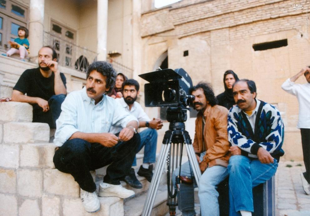مسعود جعفری جوزانی: من قسم خورده این ملت هستم!من بچه این ملت هستم/آرزو داشته ودارم روزی فیلم عاشورا را بسازم/من مأموریت دارم که ایرانم را بسازم