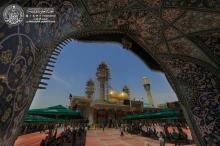 عکس/ حال و هوای کاظمین در روز شهادت امام کاظم(ع)