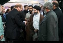 عکس/ شخصیت ها در مراسم ترحیم شهید حاج حسن اکبری