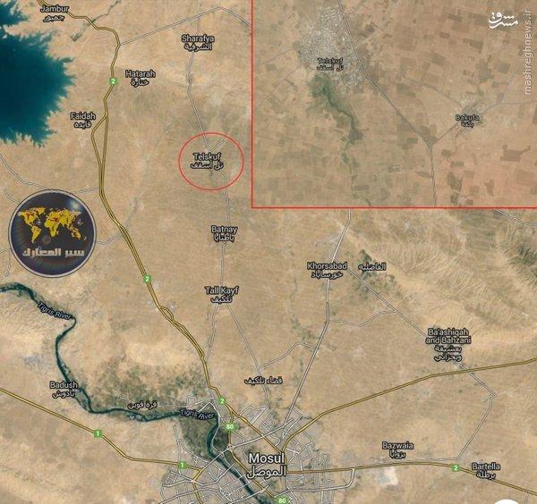 انتحاری داعش در شمال عراق+عکس