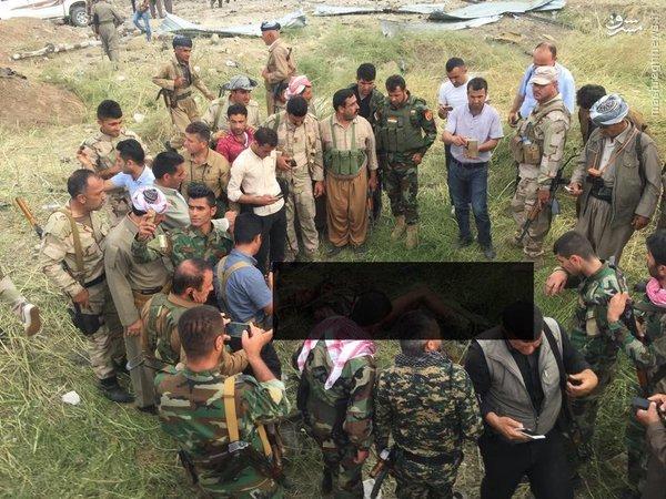 تلفات سنگین داعش دردرگیر با کردهای عراق+فیلم و عکس