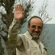 مدافع حرمی که از سوریه برگشت و در تفحص به شهادت رسید +عکس