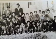 عکس/ دیدار همکلاسیها بعد از ۵۵ سال